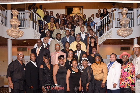 Malcolm X Shabazz High School Reunion
