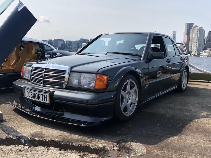 Mercedes-Benz 190SE 16V Evo II