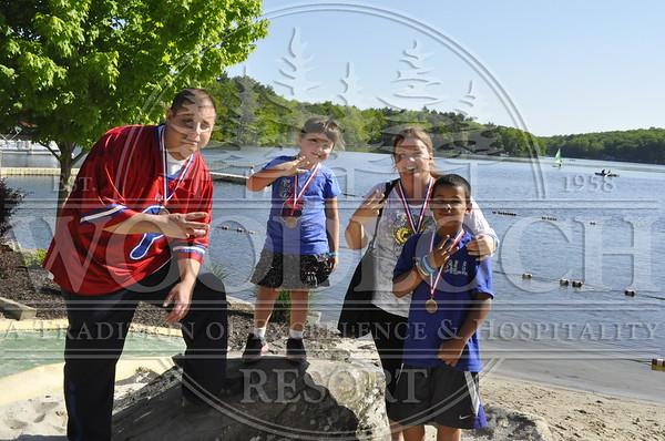 May 19 - Lake Olympics