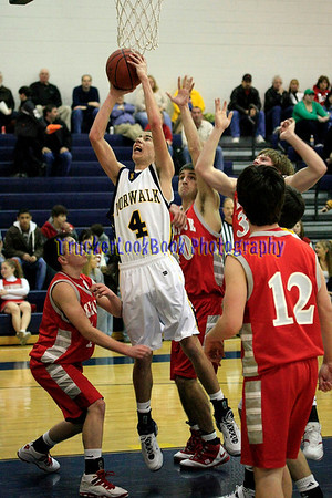2009 Boys Basketball / Bellevue JV
