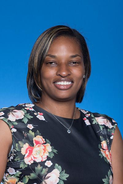 Assistant Women's Basketball Coach Headshots