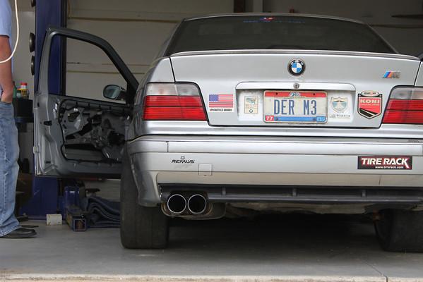 DER M3 Project (Racecar Edition)