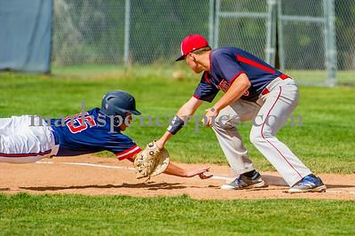 Baseball SHS vs Woods Cross 5-16-2017