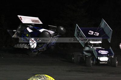 Bear Ridge Speedway-Shaker Valley Auto Night-09/14/13