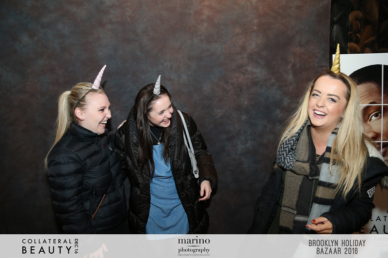 2016 Brooklyn Holiday Bazaar Photo Booth