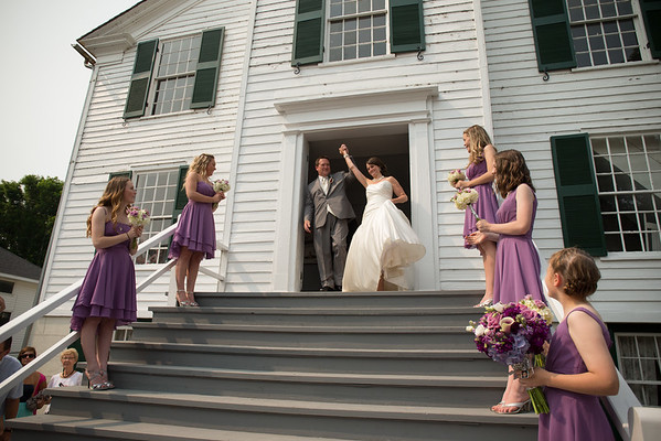 Leah + Stephen Wedding Photography Mackinac Island Northern Michigan