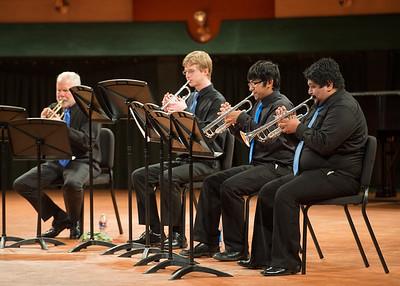 110717 University Brass Ensemble Concert