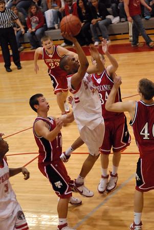 Stebbin's Boy's Basketball 2007-2008