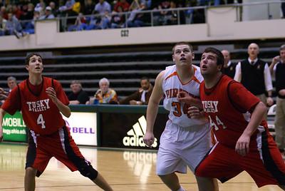 Boys' Basketball vs. Wheelersburg