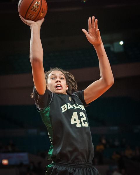 Brittney Griner, Baylor