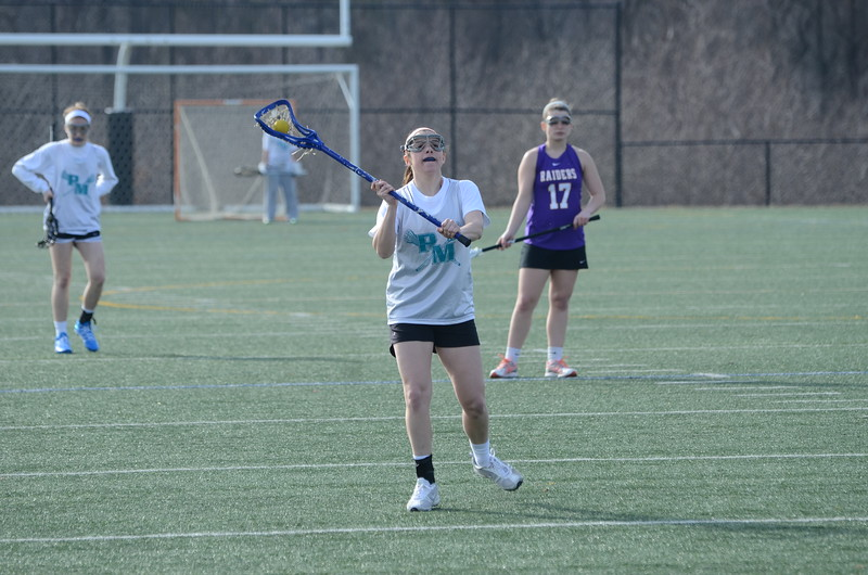Varsity Girls Lacrosse Mar 16 vs Loch Raven