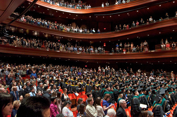Drexel College of Medicine Graduation Ceremony- May 2012