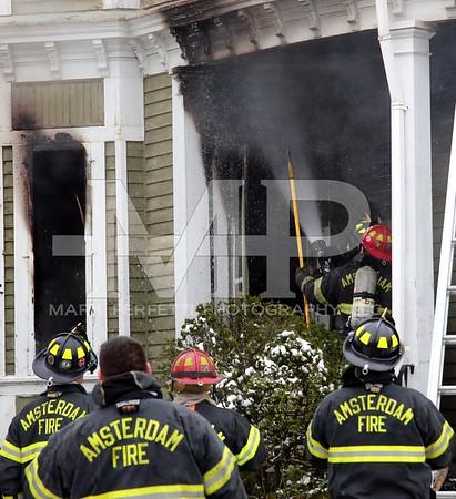 Structure Fire  18 Storrie St 11-19-2018 7:34am