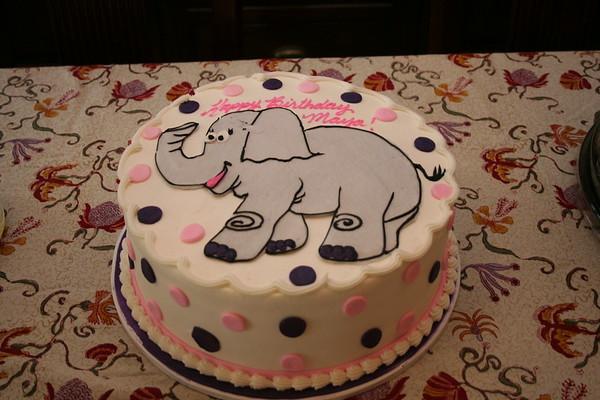 Maya's Birthday
