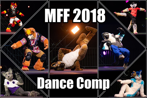 MFF 2018 Dance Competition