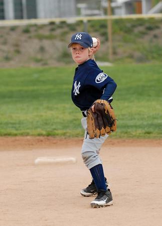 Mustang Minor Yankees