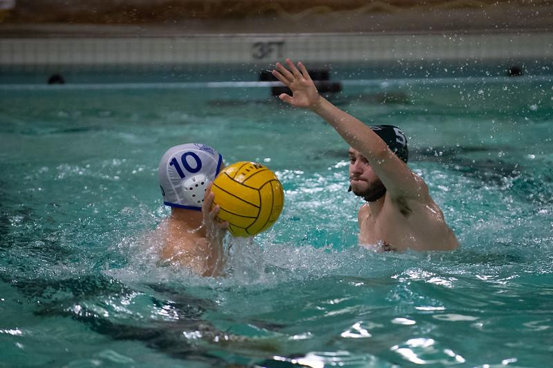 THS Boys Varsity Water Polo vs Newberg