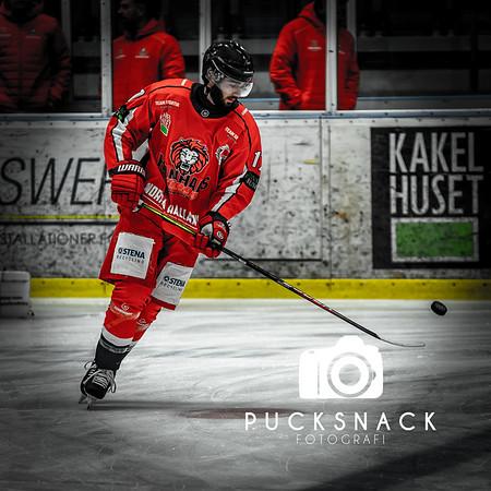 201204_Hockeyettan Södra: Hanhals Kings vs Borås HC