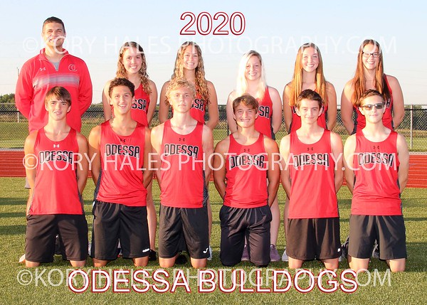 2020 OHS Cross Country