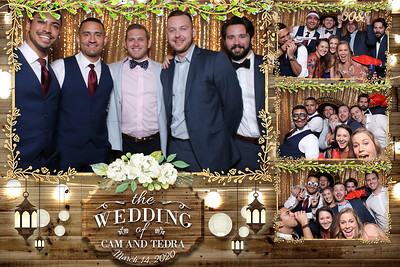 2020.03.14 - Cam and Tedra's Wedding, The Barn at Lone Oak Acres, Parrish, FL