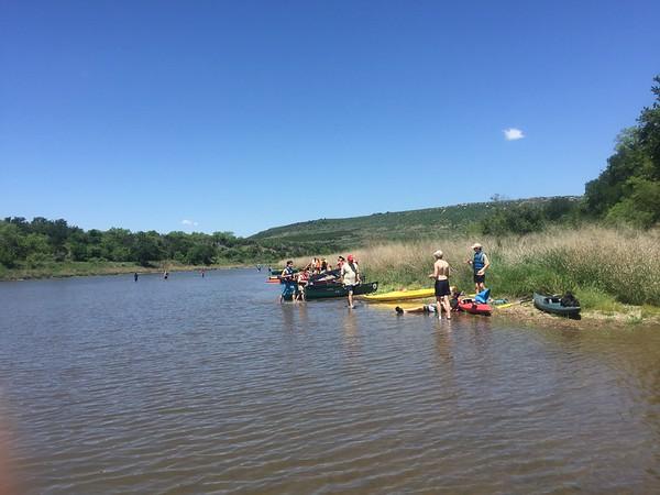 Canoeing - Worth Ranch