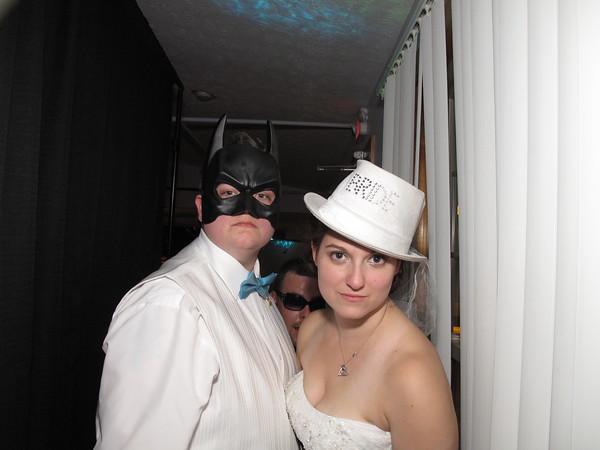 Betsy & Genna Wedding Hidden Photo Booth Video