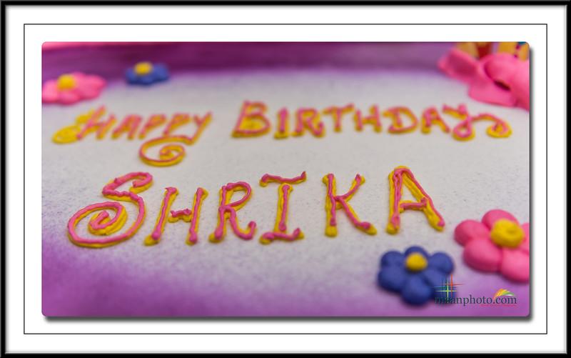 Shrika's 1st Birthday Party