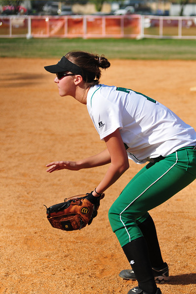 Hokes Bluff vs Collinsville, April 3, 2010