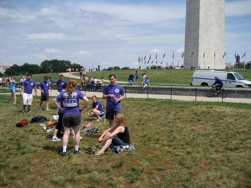 May 2010, Jeff & Jan visit Jason & Megan in Washington DC