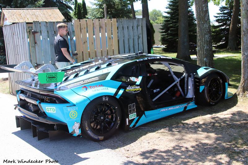 Paul Miller Racing Lamborghini Huracan GT3