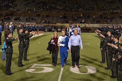 Senior Recognition - 9 Nov 2012