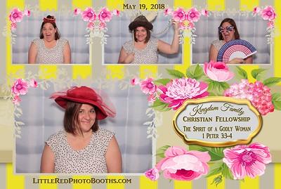 5-19-18 Kingdom Family Christian Fellowship
