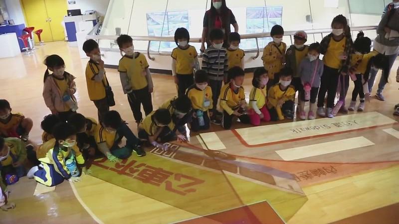 20210318 五常國中幼兒園校外教學@台北市交通資訊中心