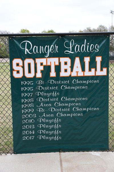 Naaman Forest Womens Softball