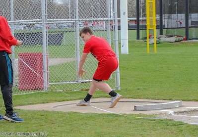 PHS Track Action