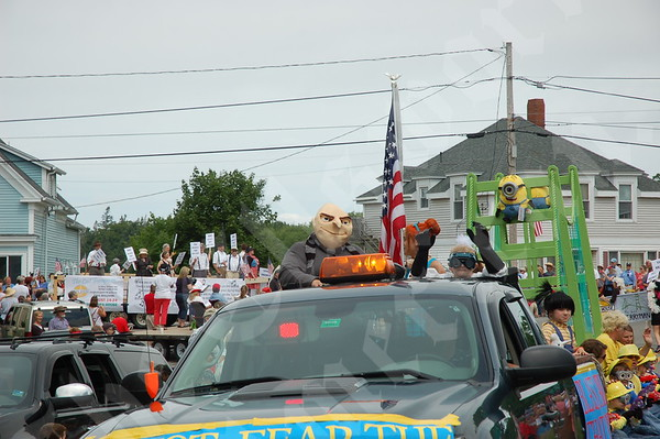 Deer Isle-Stonington 4th of July Celebration