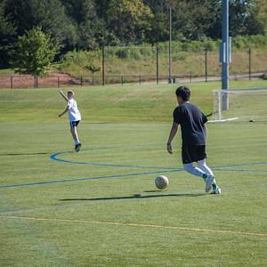 Labor day Soccer