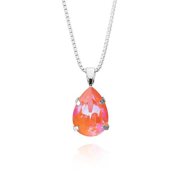 mini-drop-necklace-Orange-Glow-Delite-rhodium.jpg