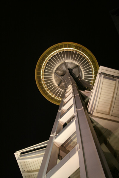 Wine Tasting at the Space Needle