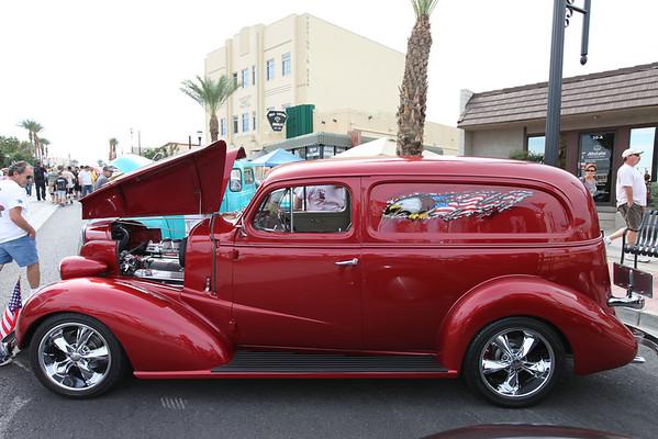 Henderson Car Show Sept 2012