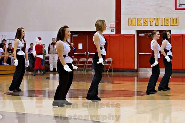 Christmas Dance Routine