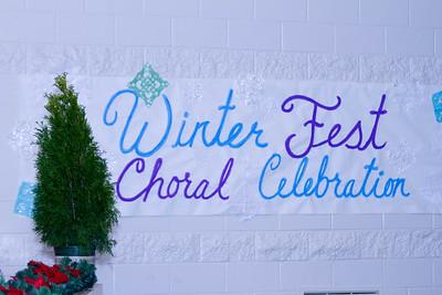6th Grade Academy Winter Festival Choral Celebration