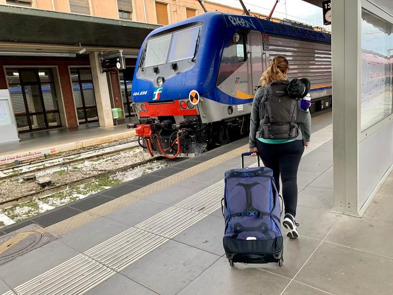 Eurail Pass versus Swiss Rail Pass