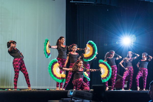 StudioDhoom Dance Recital