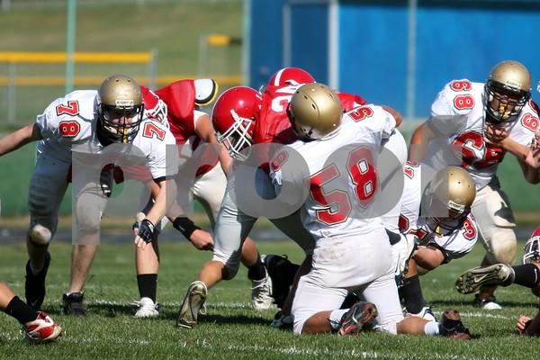 Mount Olive vs Lenape Valley - Varisty Football