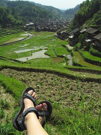 Footshots