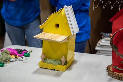 Bird House Building 2/11/21
