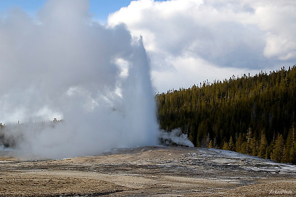Journey to the Ancients:  Yellowstone