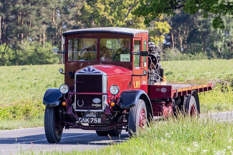 1937 Albion SPM