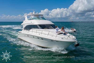 "54' Sea Ray ""Ocean View"" Lifestyle"